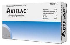 ARTELAC 3,2 mg/ml silmätipat, liuos, kerta-annospakkaus 20x0,5 ml