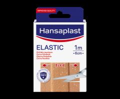 Hansaplast Elastic kangaslaastari ME10 10cmx6cm (2607) 10 kpl